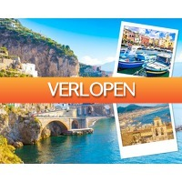 1DayFly Travel: 8-daagse Fly & Drive Almalfi kust Italie
