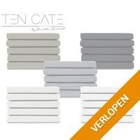2-pack Ten Cate hoeslakens