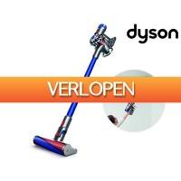 iBOOD.com: Dyson V7 Fluffy snoerloze steelstofzuiger