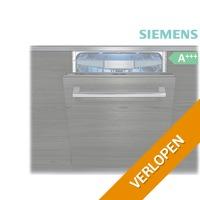 Siemens iQ700 speedMatic inbouwvaatwasser