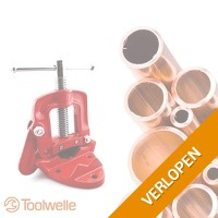 Toolwelle pijpenklem 2 inch