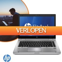 Euroknaller.nl: HP Elitebook Intel Core i5