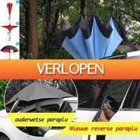 Dennisdeal.com 3: Unieke reverse paraplu