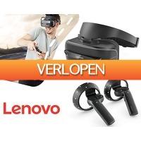 1DayFly: Lenovo vr-bril met 2 motion controllers