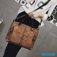 Dealqlub.com: Stijlvolle vintage damestas