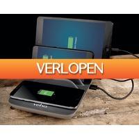 1DayFly Tech: Veho TA-7 QI charger en hub in 1