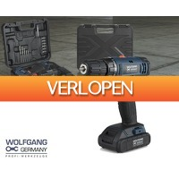 Groupdeal 3: Wolfgang Accuschroefboormachine