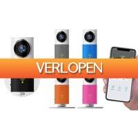 Groupon 3: Draadloze videosurveillancecamera