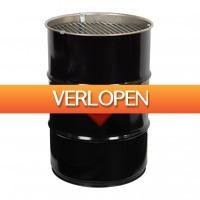 Xenos.nl: Drum grill BBQ