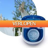 DealDigger.nl 2: Mini wasmachine en droger in 1