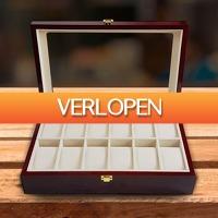 Watch2day.nl: Luxe horlogebox