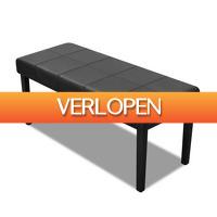 VidaXL.nl: vidaXL bankje