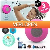 voorHAAR.nl: Bluetooth shower speaker