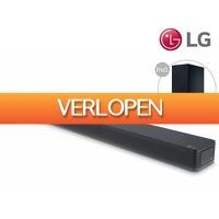 iBOOD Electronics: LG SK6F soundbar en draadloze subwoofer
