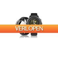 ActievandeDag.nl 1: Robuuste militaire smartwatch