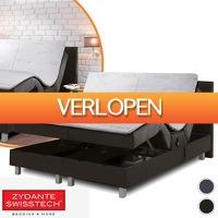 Euroknaller.nl: Zydante Swisstech elektrische boxspring