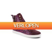 Onedayfashiondeals.nl 2: Pantofola d'Oro Violetta enkelschoenen