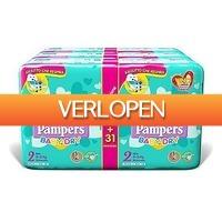 Dealwizard.nl: Pampers Baby-Dry luiers