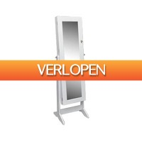 VidaXL.nl: Sieradenkast met spiegel