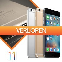 Euroknaller.nl: Apple iPhone 6S Plus 64GB (A-grade)