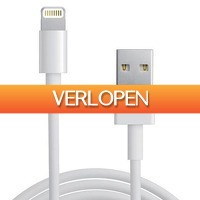 Dennisdeal.com 2: Lightning kabel voor iPhone/iPad/iPod kabel
