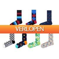 Onedayfashiondeals.nl 2: 7-pack Happy Socks