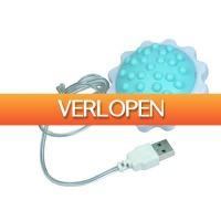 Gadgetknaller: USB-massagebal
