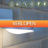 Slimmedealtjes.nl: Eco Solar LED buitenlamp