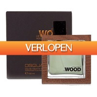 Superwinkel.nl: Dsquared2 He Wood Rocky Mountain Wood