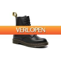 Onedayfashiondeals.nl: Dr. Martens 1460 Black Smooth laarzen