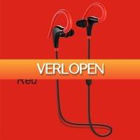 MyXLshop.nl: Draadloze Bluetooth sport oordopjes