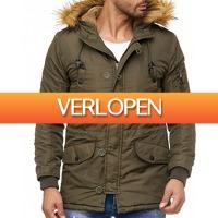 Brandeal.nl Classic: Tazzio jacket met capuchon
