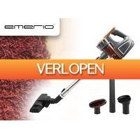 DealDonkey.com 4: Emerio HV-111712 Z steelstofzuiger