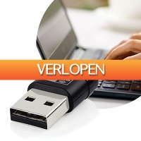Slimmedealtjes.nl: Dual-band WiFi adapter