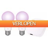 Coolblue.nl 2: Trust smart home lampen met Z1 Bridge