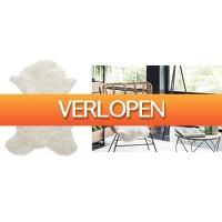 ActievandeDag.nl 1: Zachte schapenvacht XL