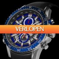 Watch2day.nl: Aviator World Cities heren horloge