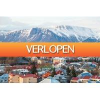 Hoteldeal.nl 2: Ontdek in 5 dagen de mooiste plekken in IJsland met hotel in Reykjavik