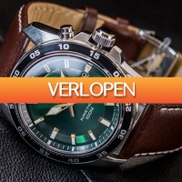 Watch2Day.nl 2: Seiko Kinetic met lederen band