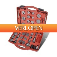 VidaXL.nl: Remklauw terugstel demontage set