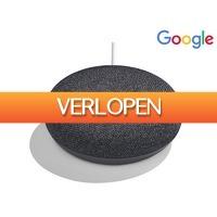 iBOOD.be: Google Home mini smart speaker