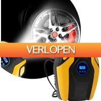 Slimmedealtjes.nl: Elektrische luchtcompressor