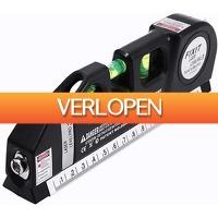 Uitbieden.nl 2: Multifunctionele laser waterpas