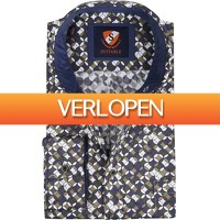 Suitableshop: Suitable overhemd SF Willem