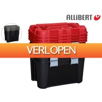 iBOOD.be: 4 x Allibert Totem opbergbox