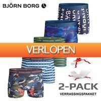 Elkedagietsleuks HomeandLive: 2 x Bjorn Borg verrassingspakket