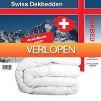 1dagactie.nl: Swiss dekbed