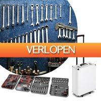 DealDigger.nl 2: 383-delige gereedschapskoffer