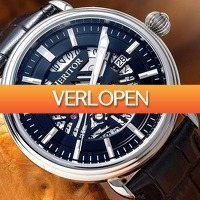 Watch2Day.nl 2: Heritor Automatic Mattias heren horloge