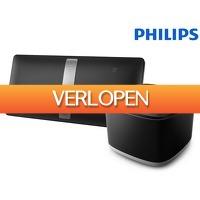 iBOOD Electronics: Philips Izzy multiroom speakerset